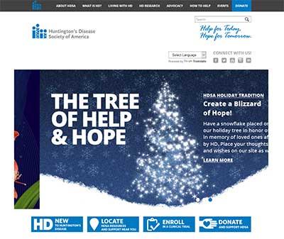 Huntington's Disease Society of America (HDSA)